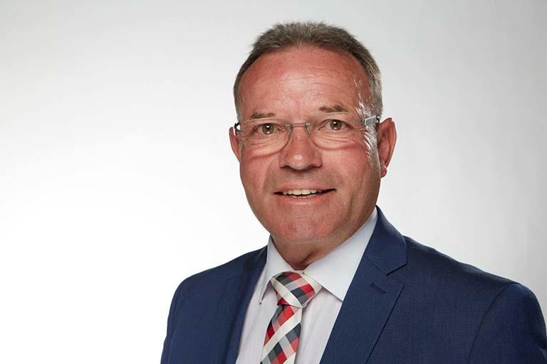 Lipperbruch Ortsvorsteher Gunther Schmich